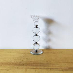 chandelier cristal une branche