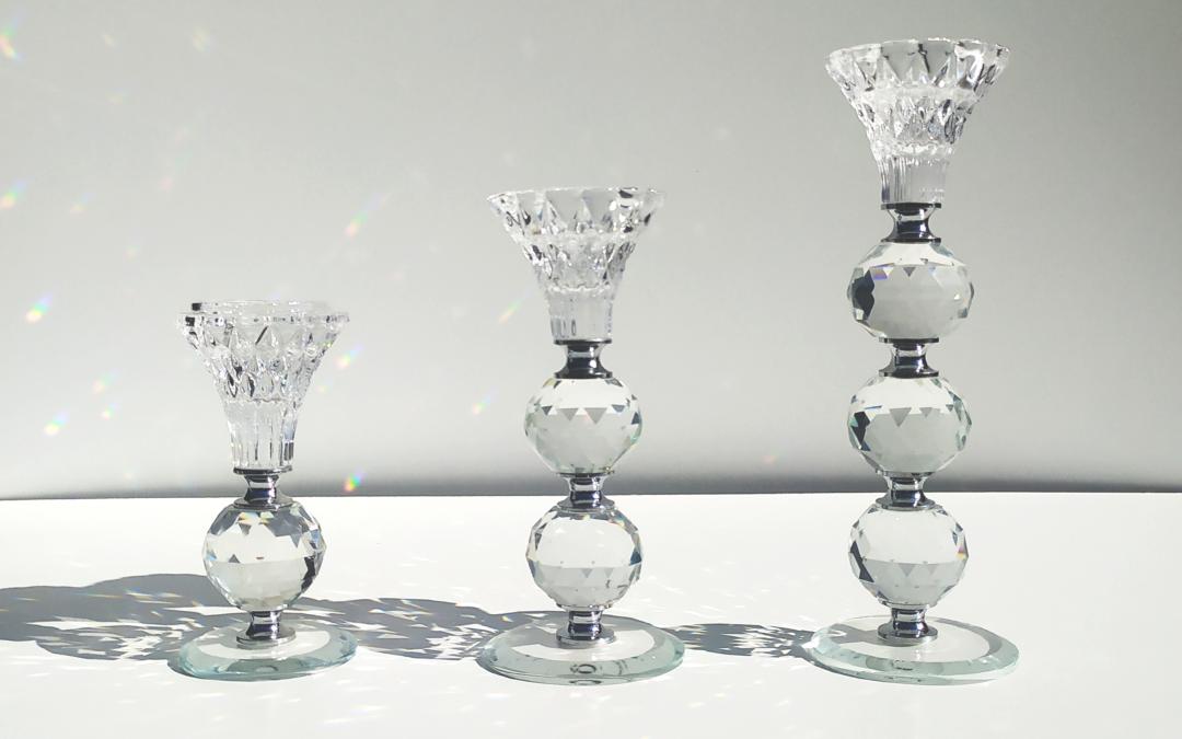 Chandelier Cristal 1 branche