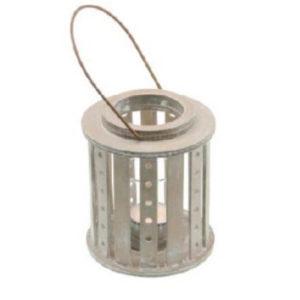 lanterne blanche ronde