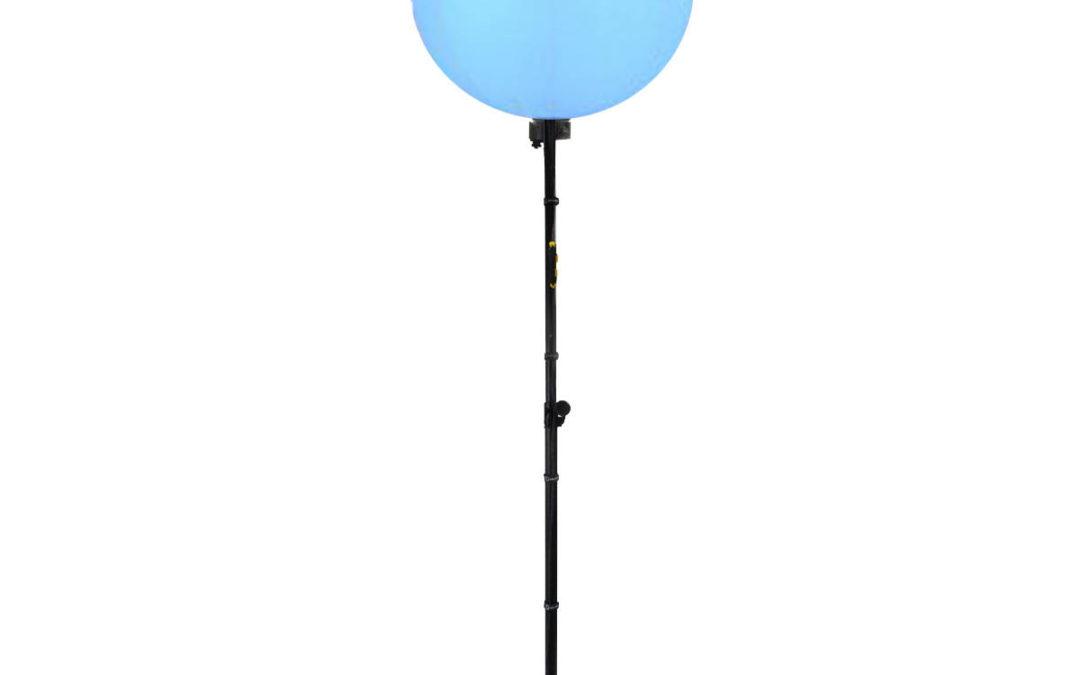 Airball sur pied – Luminaire ventilé