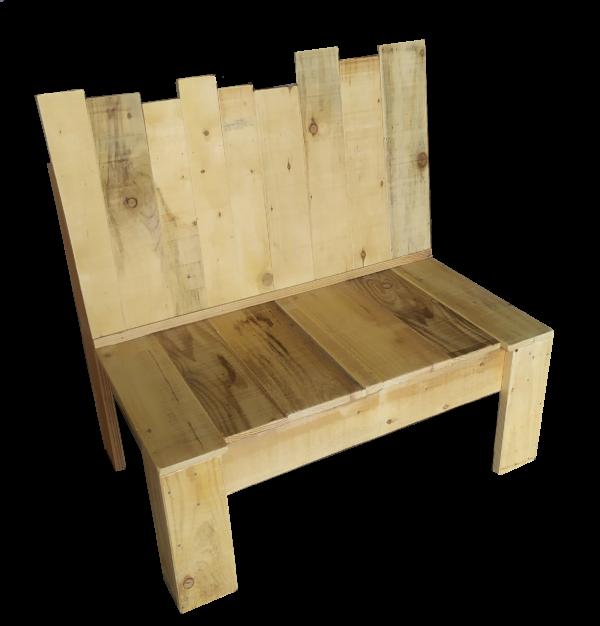 Petite Banquette en bois