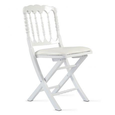 Chaise pliante Napoléon