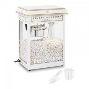 machine à popcorn blanche