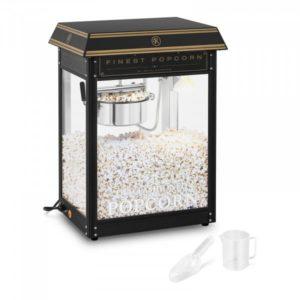 Machine à popcorn noire