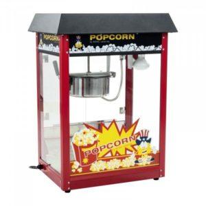 Machine à popcorn rouge