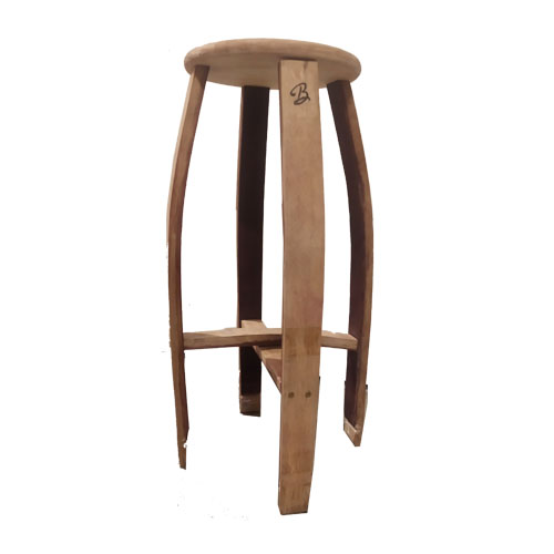 Tabouret barrique