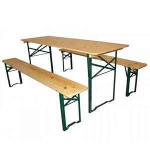 Table guinguette