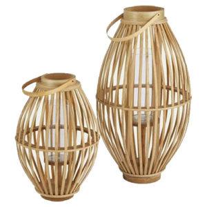 lanternes en bambou