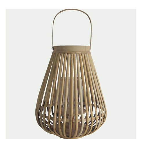 Lanterne Bambou taille S