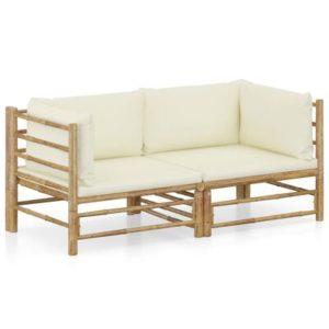 Canapé en bambou